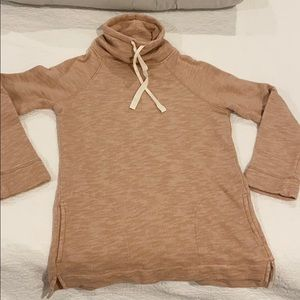 Pink J Crew Sweater